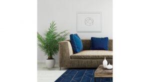 Dywan Marlin Indigo to jedna z najnowszych propozycji dywanów wykonanych w technologii łatwego czyszczenia, stworzonych przez markę Carpet Decor. Produkt zgłoszony do konkursu Dobry Design 2019.