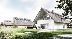 Dobra architektura wymaga stosowania dobrych materiałów. Zgodnie z tym założeniem postępują pomysłodawcy idei Domu Optymalnego, którzy do wykończenia ścian inwestycji wybrali wapienny tynk Baumit KlimaWhite.