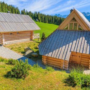 Piękna drewniana architektura. Fot. Urzędowski