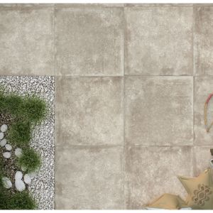 Kolekcja płytek podłogowych Path/Ceramika Paradyż. Produkt zgłoszony do konkursu Dobry Design 2019.