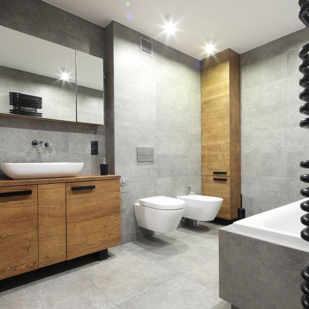 Ściany w łazience: 20 pięknych zdjęć