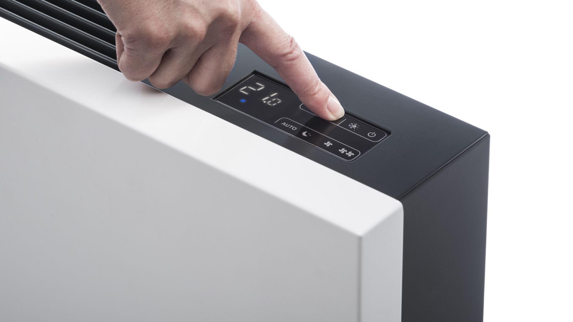 Niva Ventilo/Vasco.Produkt zgłoszony do konkursu Dobry Design 2019.