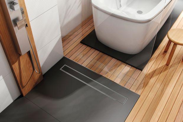Nowoczesna łazienka: 6 pomysłów na prysznic bez brodzika