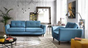 Jaką sofę wybrać do małego salonu? Polecamy przegląd ciekawych modeli dostępnych w ofercie producentów.