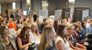 Dzisiaj w Hotelu Traugutta w Białymstokurozpoczęło się spotkanie dla architektów i projektantów wnętrz z cyklu Studio Dobrych Rozwiązań.