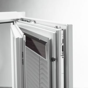 KV 350/Internorm. Produkt zgłoszony do konkursu Dobry Design 2019.