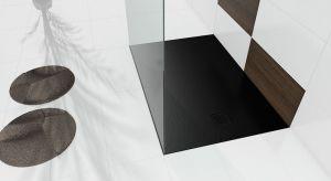 Doskonała kompozycja struktury kamiennej i bezrantowej powierzchni brodzika MORI stanowi idealne uzupełnienie dla nowoczesnej i minimalistycznej łazienki. Niewielka 3-centymetrowa wysokość brodzika pozwala na wpuszczenie go w podłogę i utworzenie b