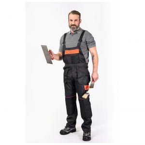 Odpowiednie narzędzia i strój to podstawa udanych prac remontowych. Fot. Profix