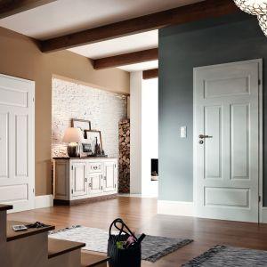 Aranżacja wnętrza - modne drzwi. Fot. Porta