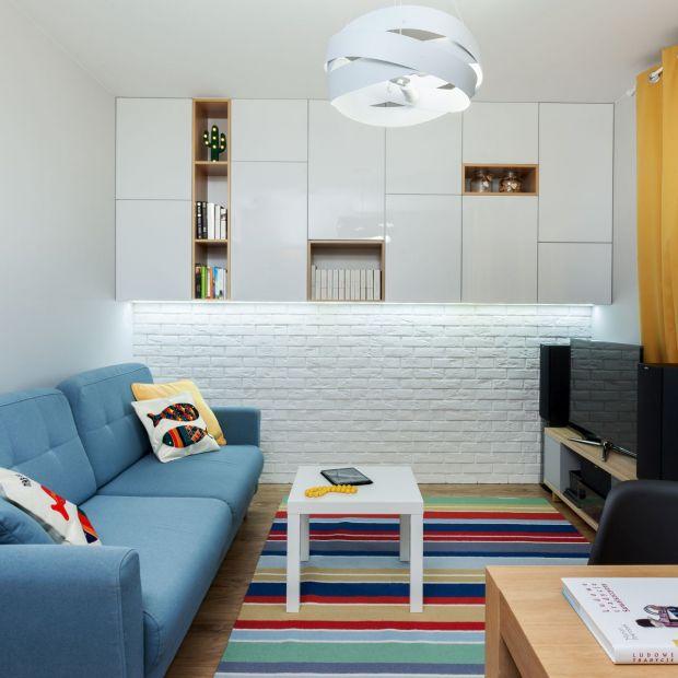 Wygodne wnętrze: zobacz piękne, nowoczesne mieszkanie
