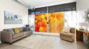 Kontrastowy dodatek, oldschoolowy mebel lub grająca pierwsze skrzypce tapeta. Co je łączy? Pomarańczowy – kolor, który nadchodzącej jesieni zawładnie nie tylko wybiegami mody ale też wnętrzami mieszkań.