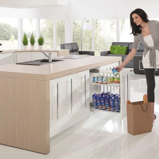 Przechowywanie w kuchni: to warto wiedzieć
