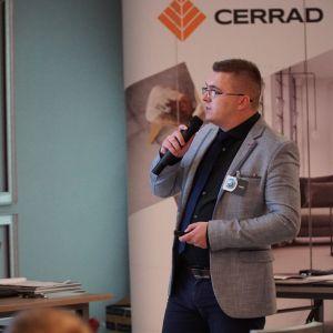 Grzegorz Gregier, reprezentant firmy Niemann Polska