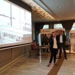 Joanna Bołtromiuk, właściciel Manufaktury Drewna Olga, dystrybutor marki ter Hürne