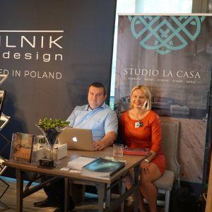 Stoisko firmy La Casa i Polish Floors