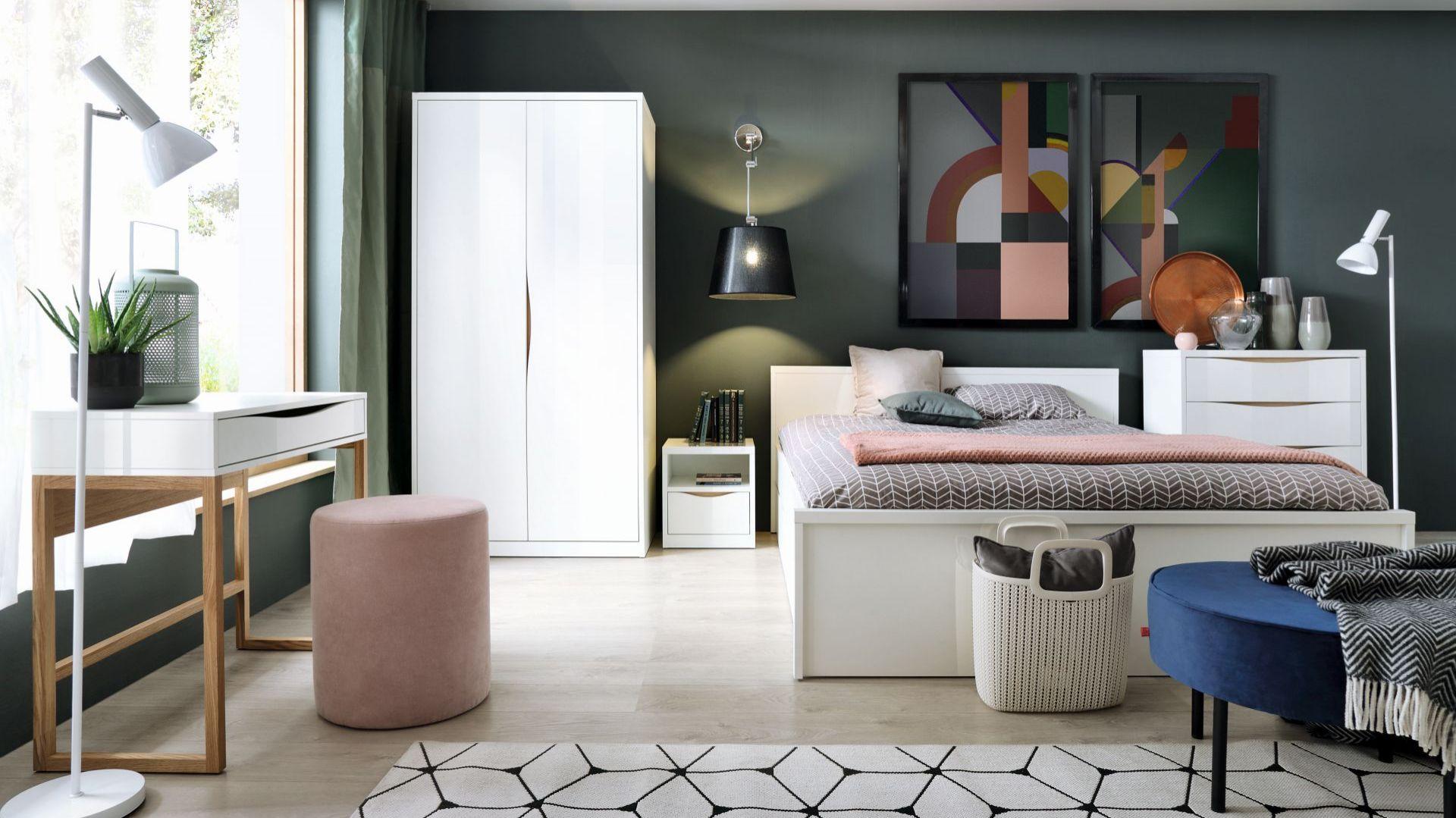 Kolekcja Pori/Black Red White. Produkt zgłoszony do konkursu Dobry Design 2019.