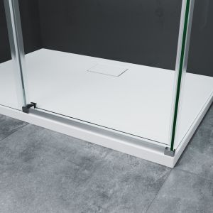 Kabina prostokątna ROLS/Excellent. Produkt zgłoszony do konkursu Dobry Design 2019.