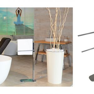 Dodatki łazienkowe VIGOUR individual. Produkt zgłoszony do konkursu Dobry Design 2019.