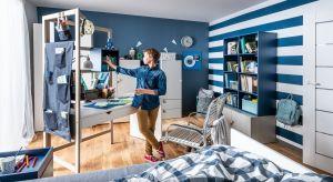 Stige to modułowe meble młodzieżowe zaprojektowane przez Bartłomieja Pawlaka i Łukasza Stawarskiego. Kolekcja Stige zawiera wszystko, co niezbędne do urządzenia pokoju młodego domownika – do najważniejszych mebli takich jak biurko i łóżko, m