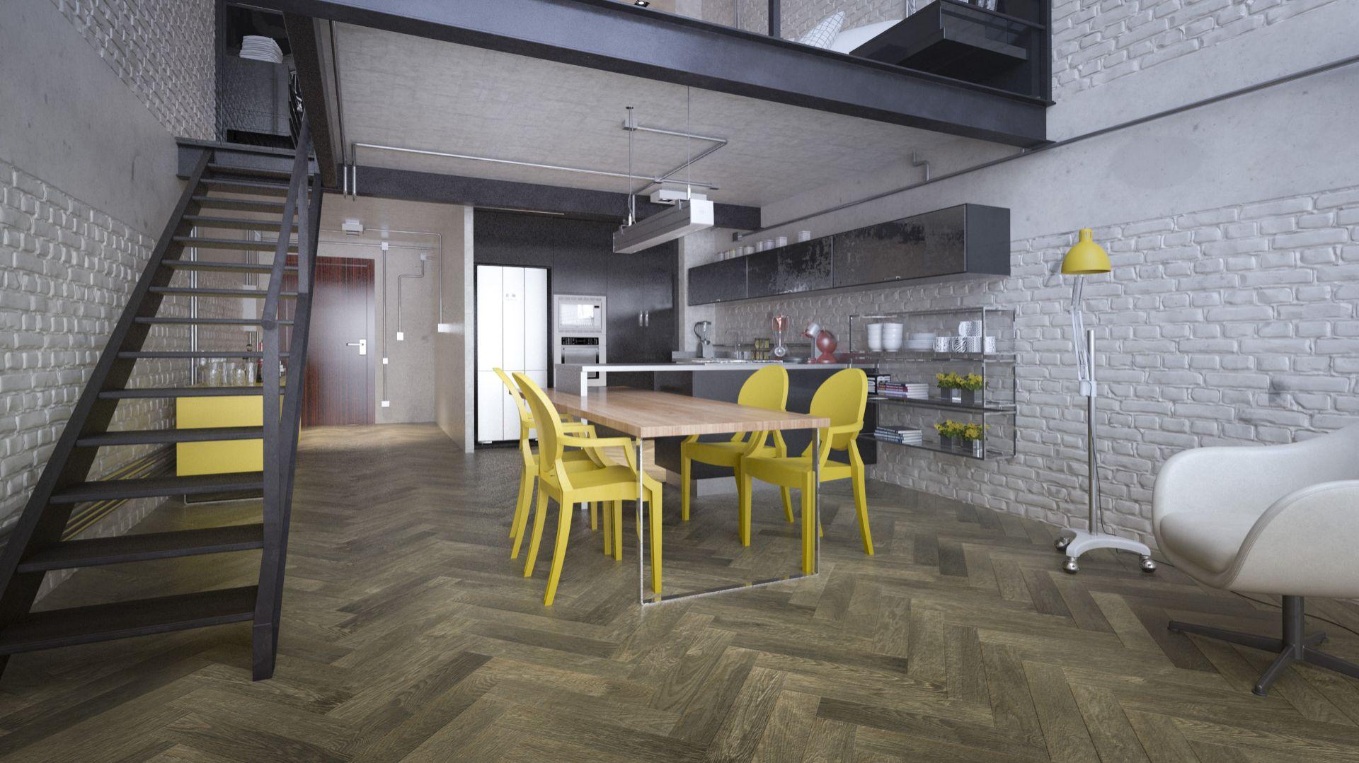 Design Experience Dark Omen z Retro Collection/Jawor-Parkiet. Produkt zgłoszony do konkursu Dobry Design 2019.