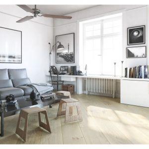 FertigDeska Luxury Maxi/Jawor-Parkiet. Produkt zgłoszony do konkursu Dobry Design 2019.