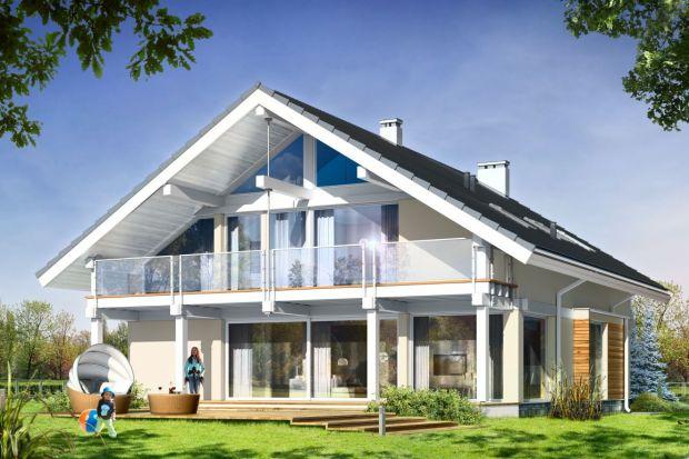Piękny nowoczesny dom - idealny dla rodziny