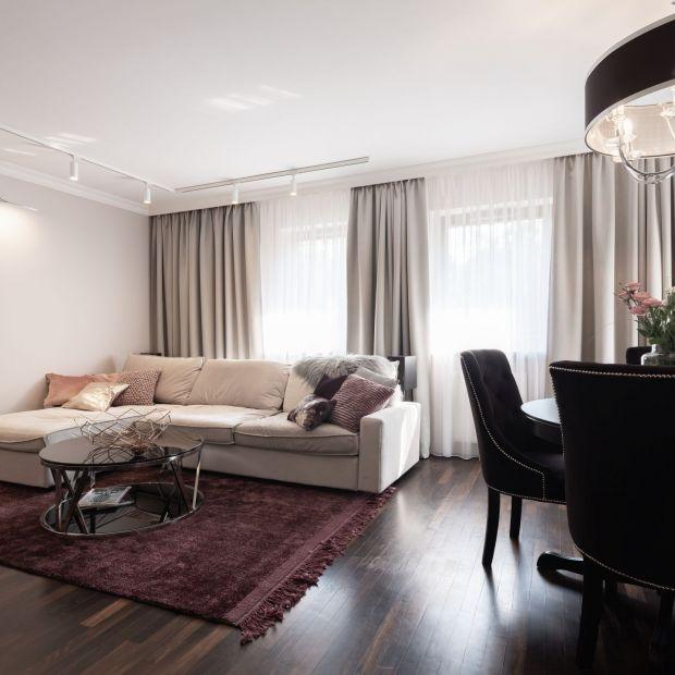 Estetyka i funkcjonalność - udany mariaż w krakowskim apartamencie