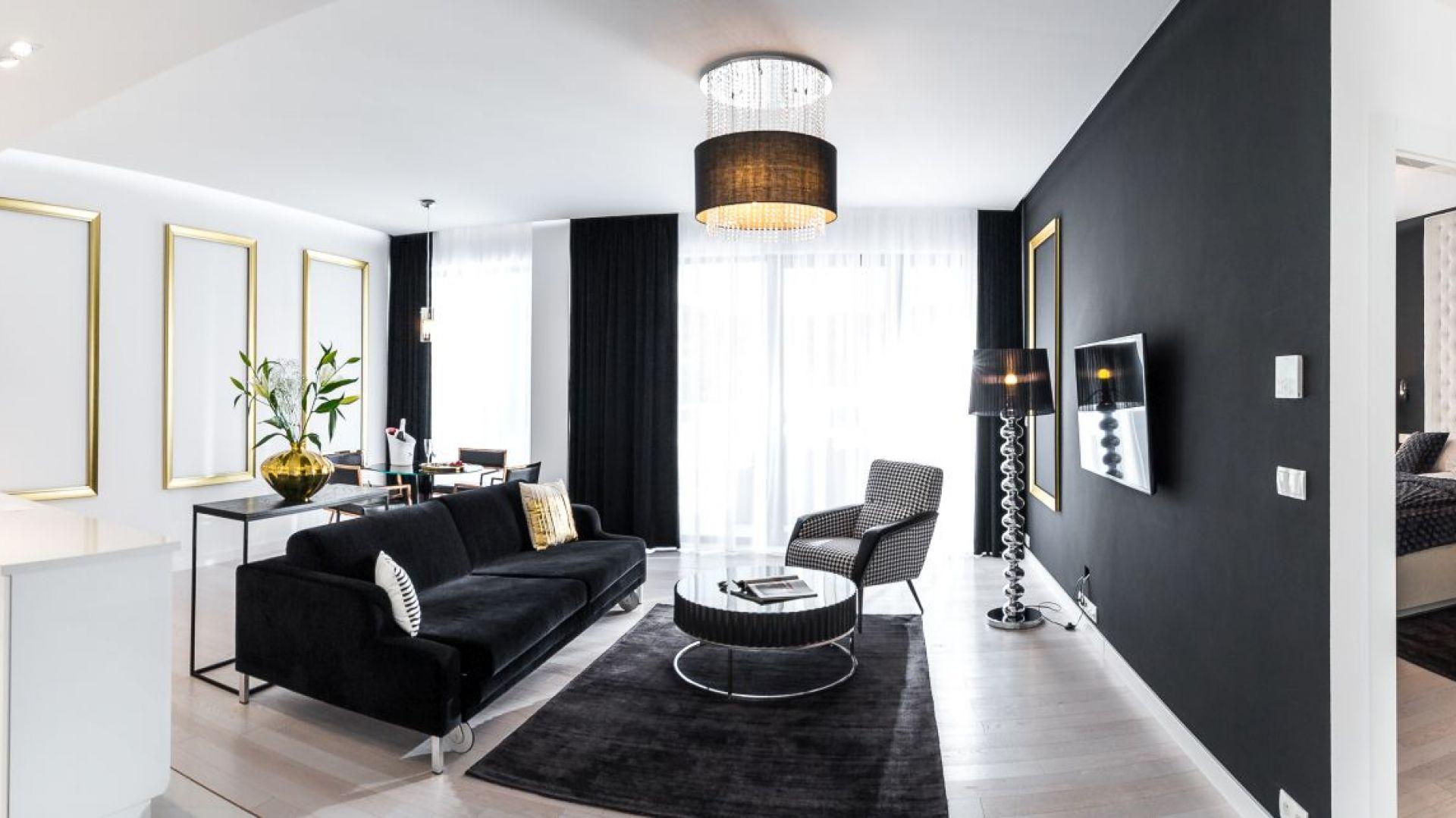 Dune Mielno Apartments. Fot. Alla Boroń (Studio Prototypownia)