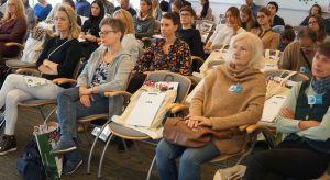 Nowości, trendy, innowacyjne technologie, nagradzana na świecie architektura, tajniki fotografii wnętrz - tewszystkie atrakcjeczekały na uczestników na spotkaniu dla projektantów wnętrz w Warszawie.
