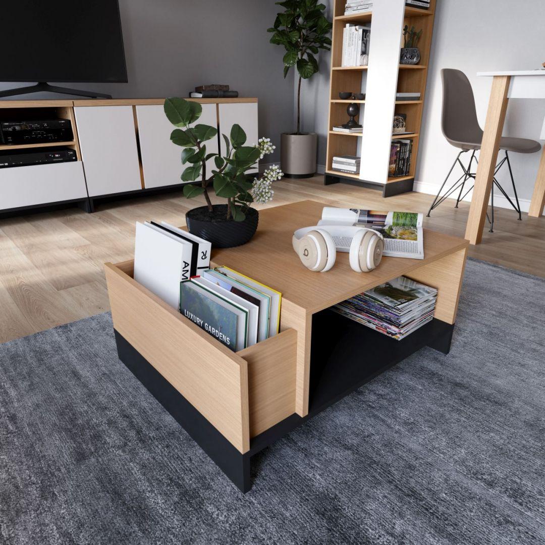 Kolekcja mebli SI/Lenart. Produkt zgłoszony do konkursu Dobry Design 2019.