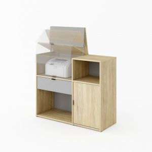 Kolekcja mebli Meet Me/Lenart. Produkt zgłoszony do konkursu Dobry Design 2019.