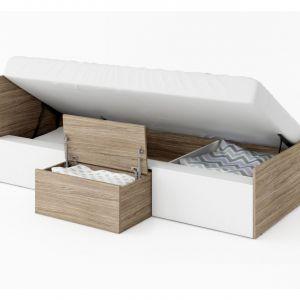 Kolekcja mebli Tecto/Lenart. Produkt zgłoszony do konkursu Dobry Design 2019.