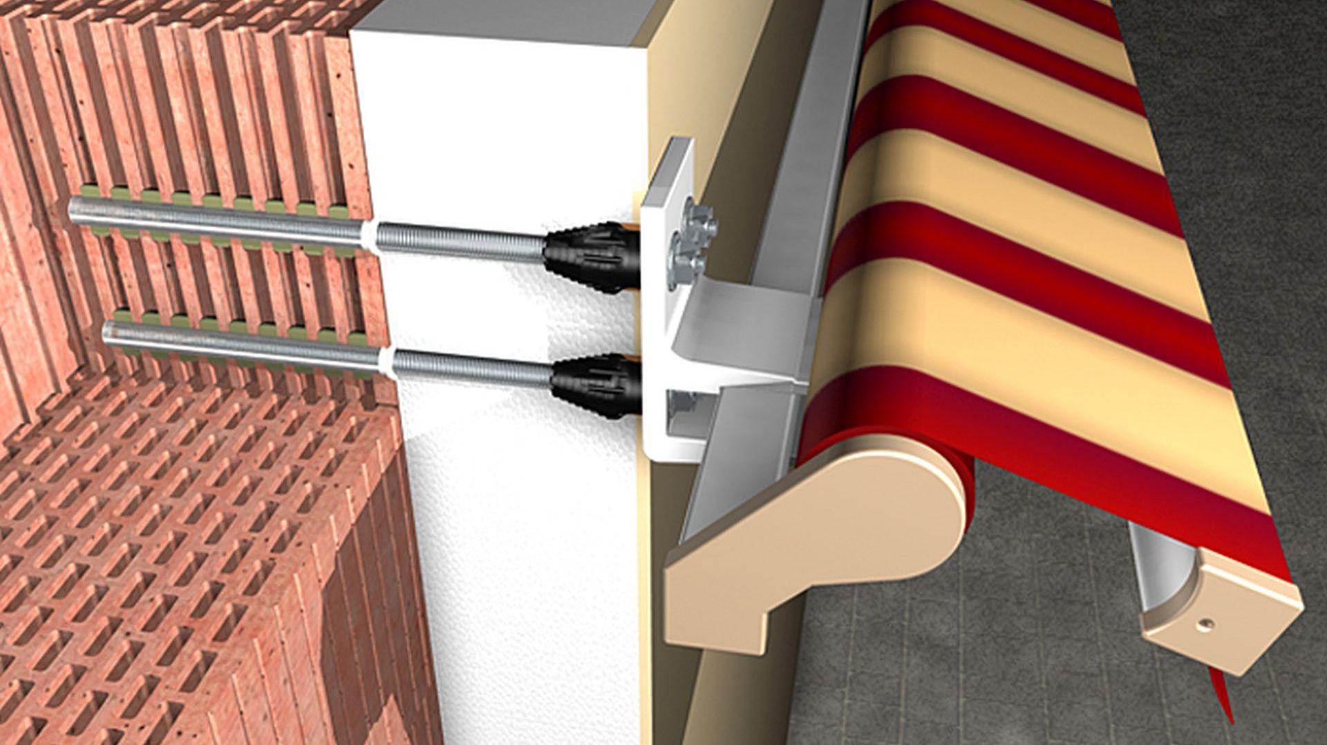 Kotwa montażowa powinna być stabilna w każdym podłożu budowlanym. Fot. Fischer