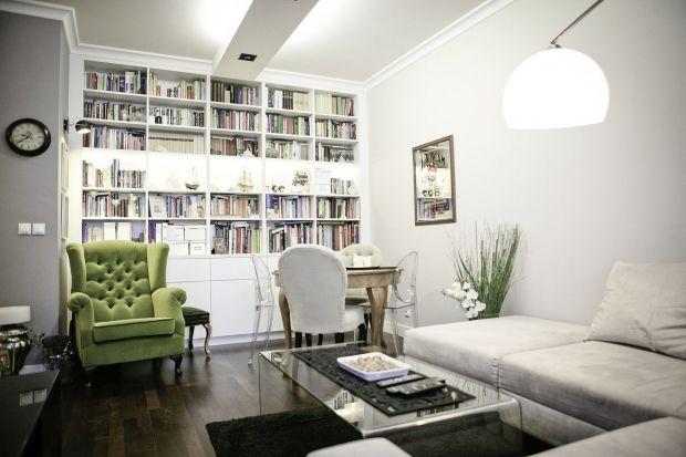 Małe wnętrze - poznaj sposoby na przechowywanie