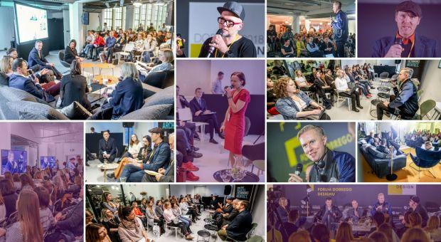 Forum Dobrego Designu 2018 - zarejestruj się już dziś!