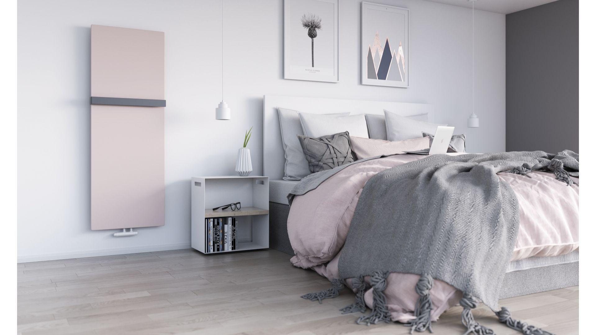 Grzejnik dekoracyjny Arran/Purmo. Produkt zgłoszony do konkursu Dobry Design 2019.