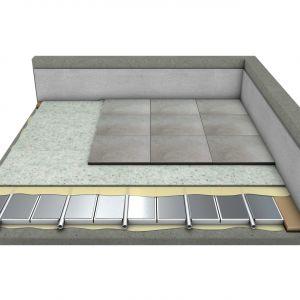 System renowacyjny TS14 R do ogrzewania podłogowego/Purmo. Produkt zgłoszony do konkursu Dobry Design 2019.