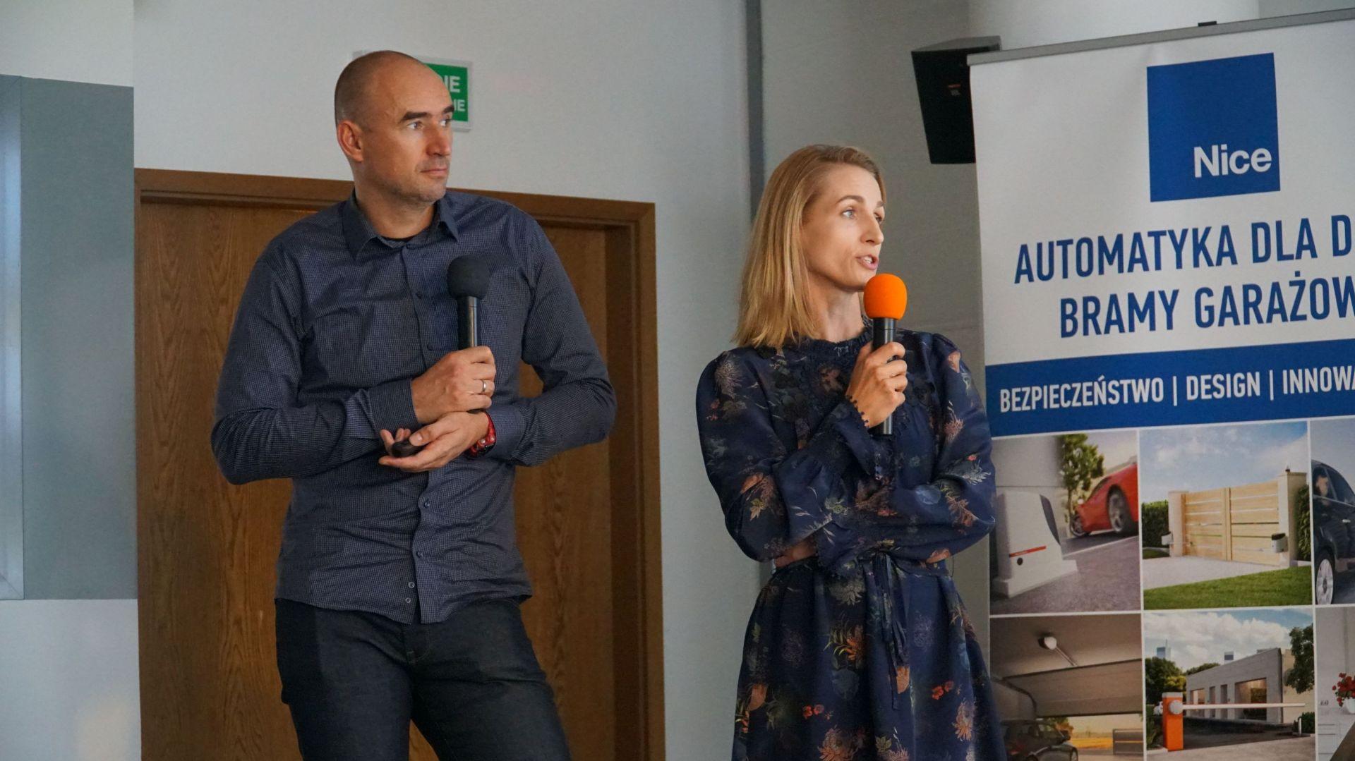 Studio Dobrych Rozwiązań w Warszawie 26 września 2018. Monika i Adam Bronikowscy - goście specjalni