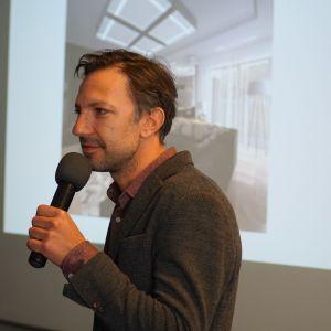 Studio Dobrych Rozwiązań w Warszawie 26 września 2018. Yassen Hristov, fotograf, Hompics