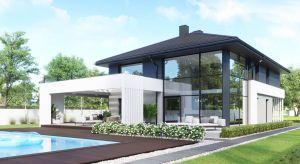 HomeKONCEPT 60 to dom w kształcie nowoczesnej willi o powierzchni użytkowej 230 metrów kwadratowych. Będzie z pewnością komfortowym mieszkaniem dla współczesnej rodziny.