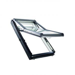 Okno wysokoosiowe Designo R79 WD/Roto. Produkt zgłoszony do konkursu Dobry Design 2019.