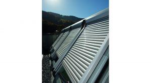 Roleta zewnętrzna RotoTherm dzięki swojej funkcjonalności stanowi integralną część nowoczesnych technologii budowlanych. To doskonałe zabezpieczenie przed słońcem, wiatrem, deszczem, śniegiem i innymi zjawiskami atmosferycznymi. Produkt zgłosz