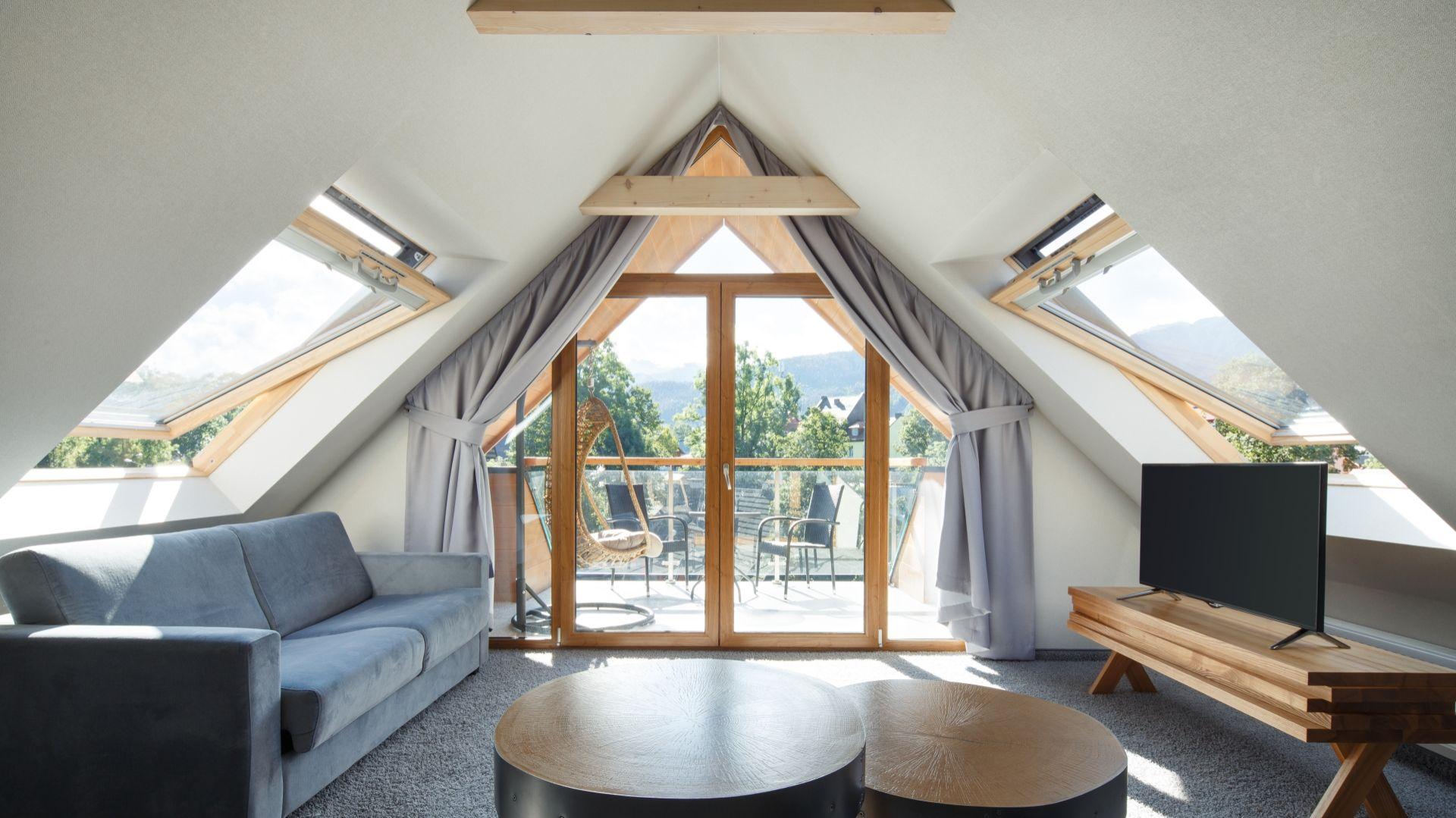 Okno dachowe RotoQ-4 P5/Roto. Produkt zgłoszony do konkursu Dobry Design 2019.