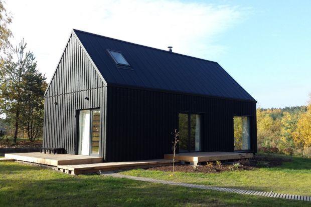 Nowoczesny dom - stodoła