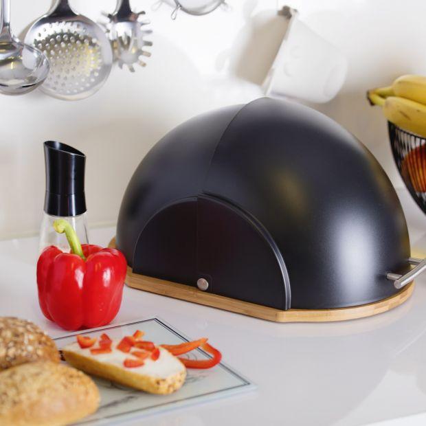Akcesoria kuchenne - pieczywo w modnej oprawie
