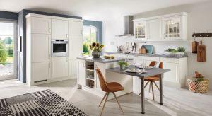 Szukacie inspiracji do urządzenia przytulnej kuchni, która będzie nowoczesna, ale też niepozbawiona tradycyjnego uroku? Zobaczcie co proponują producenci.