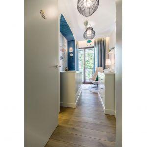 Rodzinny apartament na Saskiej Kępie - pokój syna. Projekt: Viva Design. Fot. Dekorian Home