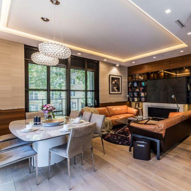 Piękny rodzinny apartament - zobacz komfortowe wnętrza