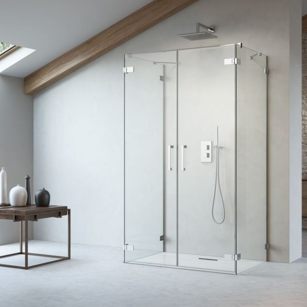 Prysznic w łazience - zobacz 10 modeli kabin