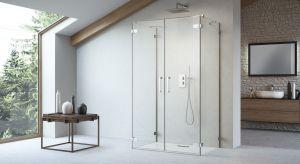 Nowoczesne kabiny i drzwi prysznicowe zaskakują zarówno estetyką wykonania jak i funkcjonalnością, co sprawia, że dopasowanie modelu do naszych potrzeb i wymagań pomieszczenia nie stanowi już problemu.